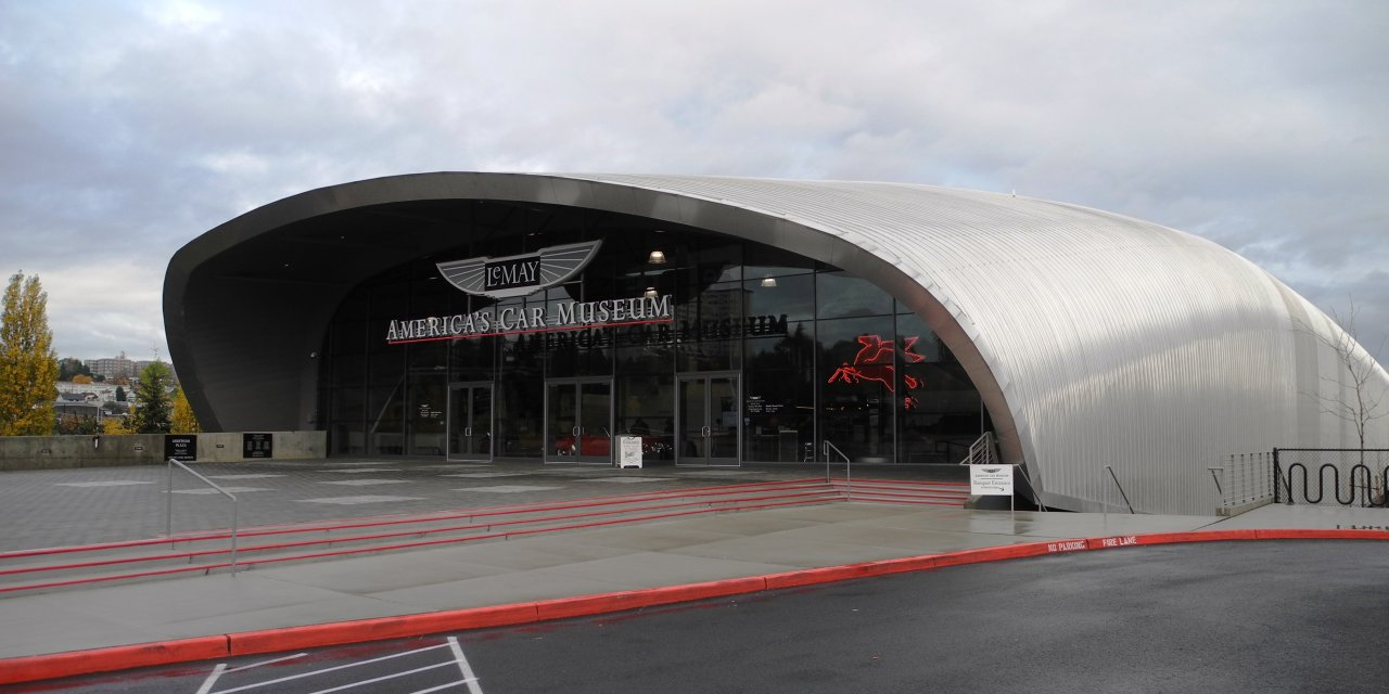 LeMays America's Car Museum in Tacoma