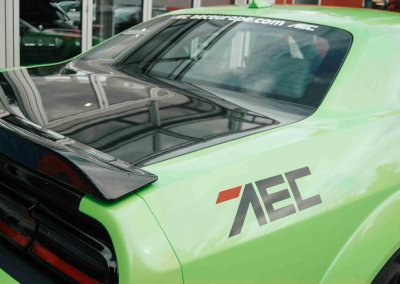 AEC Dodge Challenger SRT Hellcat XR