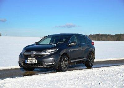 Honda CR-V Elegance e:HEV FWD 135kW Direct Drive