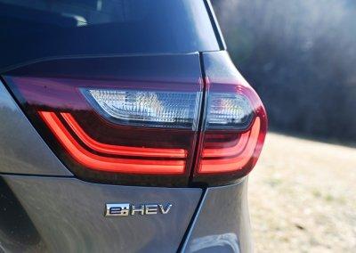 Honda Jazz Executive e:HEV LED-Rücklicht