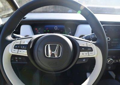 Honda Jazz Executive e:HEV Lenkrad