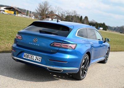 VW Arteon Shooting Brake Elegance 2,0 l TSI 4MOTION
