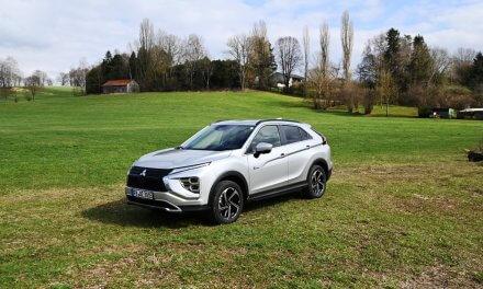Mitsubishi Eclipse Cross PHEV – So fährt sich der Neue