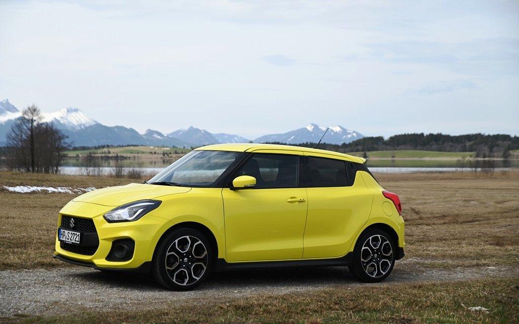 Suzuki Swift Sport – Der Hybrid-Sportler