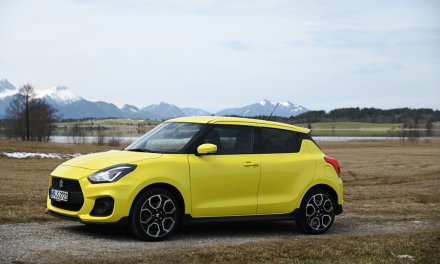 Suzuki Swift Sport – Der Hybrid-Sportler