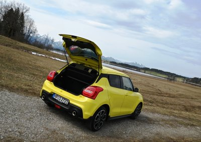 Suzuki Swift Sport Boosterjet Hybrid