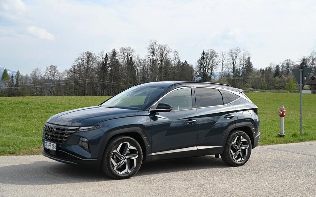 Hyundai Tucson Hybrid – Kraftvoll und fahraktiv