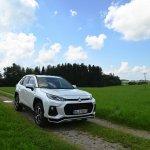 Suzuki Across – Der andere RAV4