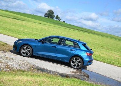 Audi A3 Sportback 30 g-tron advanced