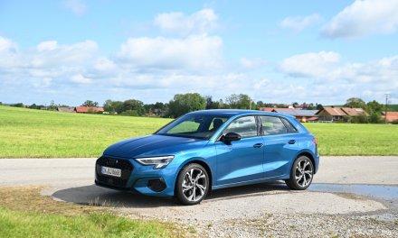 Audi A3 Sportback g-tron – Schick und sparsam
