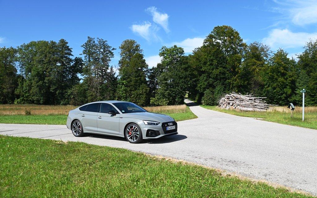 Audi S5 Sportback TDI – Die Macht des Diesels