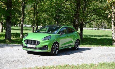 Ford Puma ST – Rennsemmel hoch gelegt
