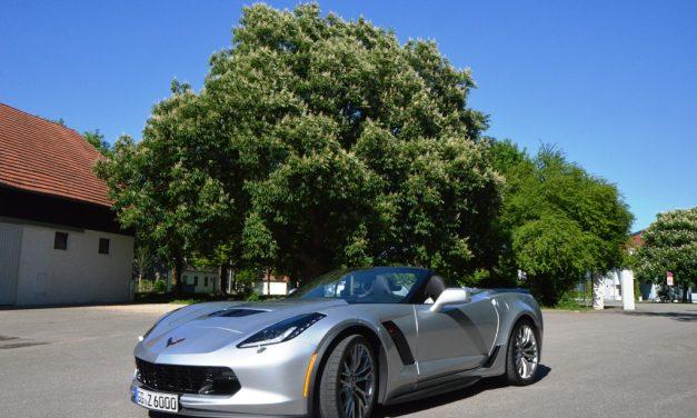 Corvette Z06 Cabrio – Der Film