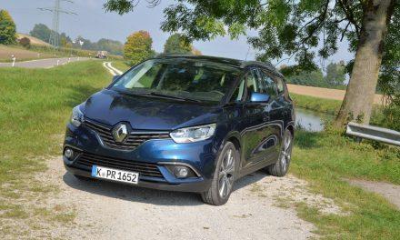 Renault Grand Scénic – Gegen den Trend