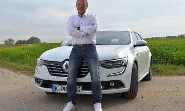 Renault Talisman Grandtour – Frankreichs Speerspitze