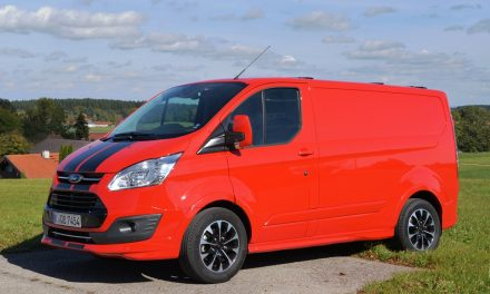 Ford Transit Custom Sport – Der coole Transporter