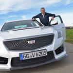 Cadillac CTS-V – Der Dampfhammer aus Detroit