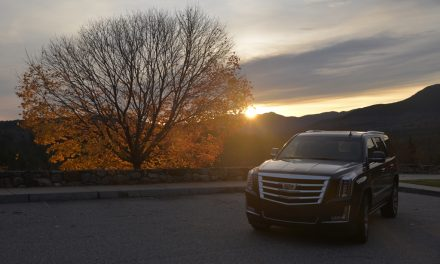 Video Cadillac Escalade – Ein Roadtrip durch New England