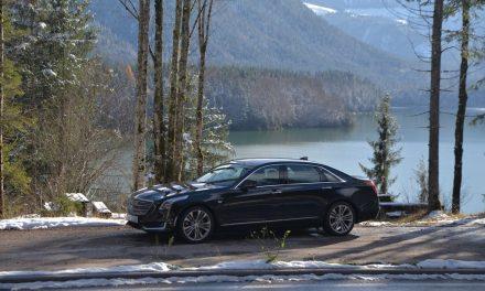 Cadillac CT6 – Das Déjà-vu in Deutschland