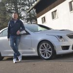 Cadillac ATS-V – Burning down the Highway