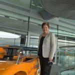 Stippvisite bei McLaren in Woking
