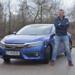 Honda Civic Limousine – Langgezogen
