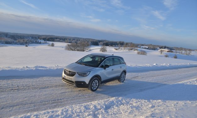 Opel Crossland X – Das Video