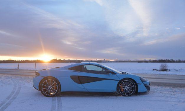 McLaren 570S Spider – Der Film
