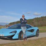 McLaren 570S Spider – Spaß für jeden Tag