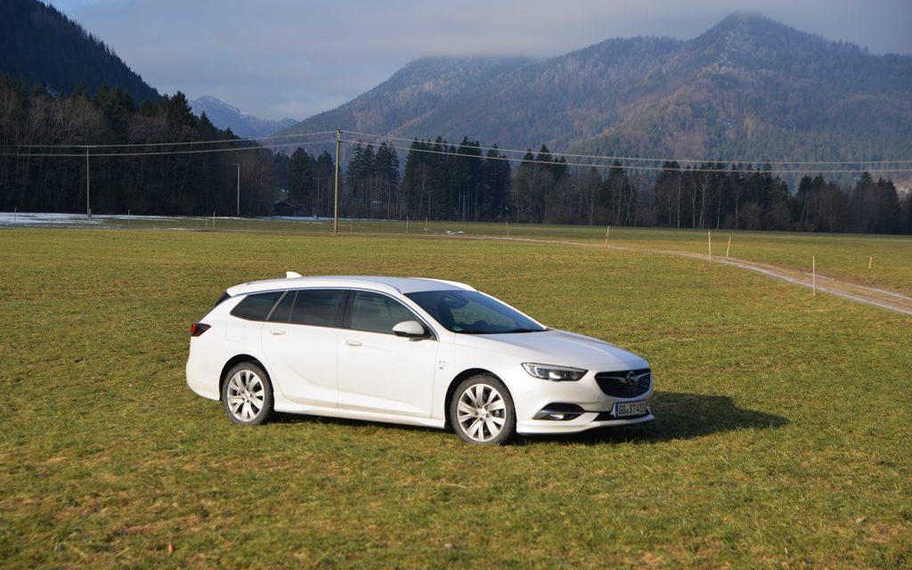 Opel Insignia Sports Tourer 4×4 – Oberklasse aus Hessen