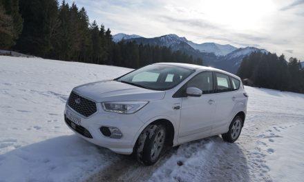 Video des Ford Kuga Vignale