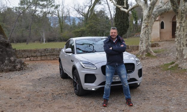 Jaguar E-Pace – Kompakte Eleganz