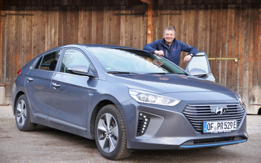 Video des Hyundai Ioniq Plug-in Hybrid
