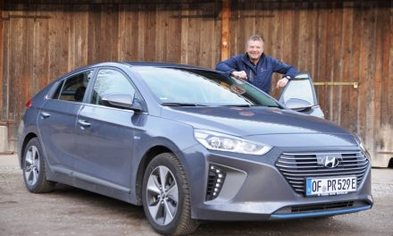 Hyundai Ioniq Plug-in Hybrid – Alles Laden oder was?