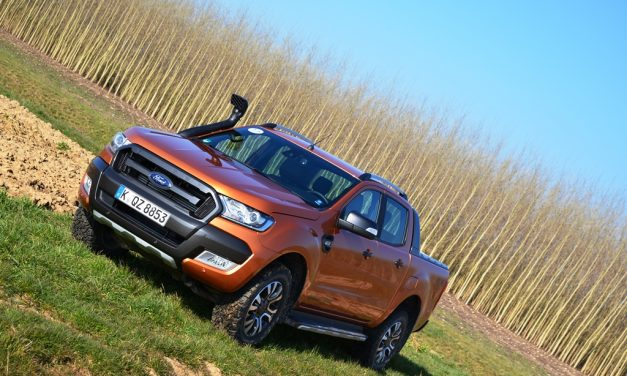Ford Ranger Wildtrack – Cooler Lifestyler