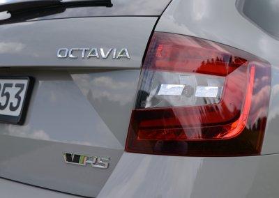 Skoda Octavia Combi RS 245