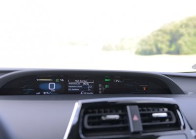 Toyota Prius Plug-in Hybrid Solar
