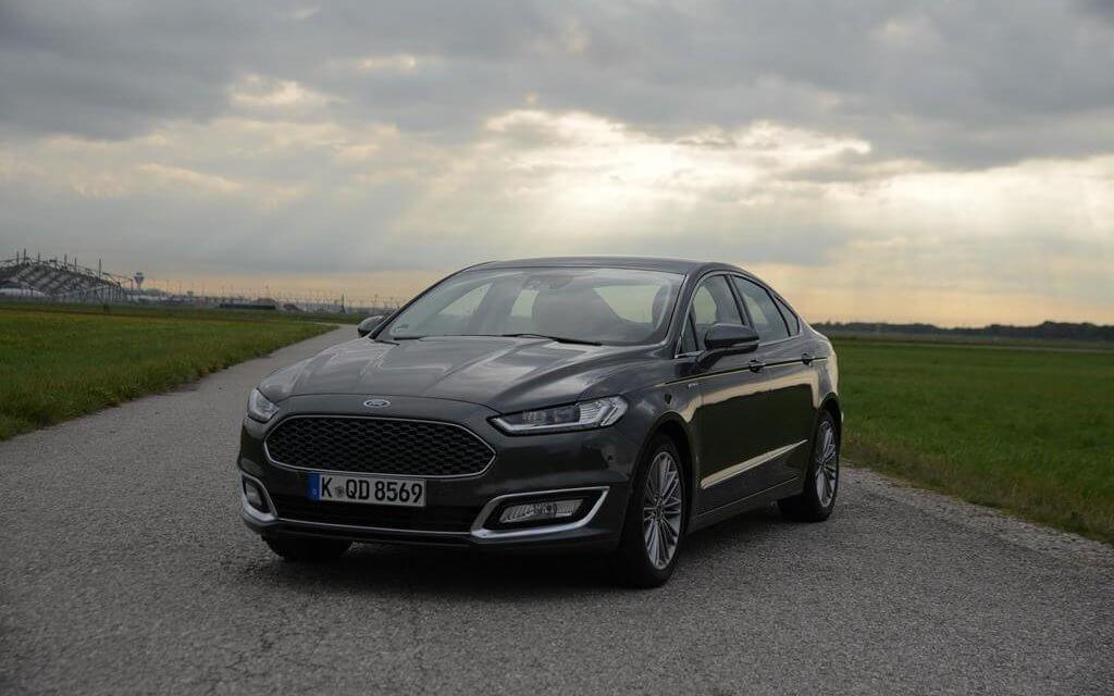 Ford Mondeo Vignale Hybrid – Schöner Sparen