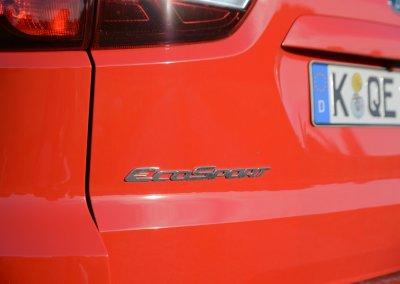 Ford EcoSport 1,0-l-EcoBoost ST Line