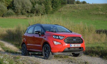 Ford EcoSport – SUV miniature