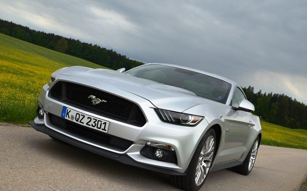 Ford Mustang GT – Vor dem Facelift