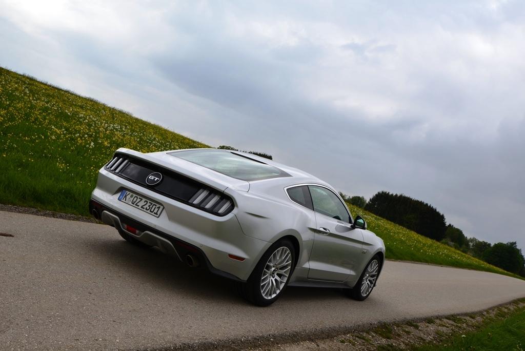 Lohnt Sich Der Kauf Des Ford Mustang Vor Dem Facelift Anfang 2018