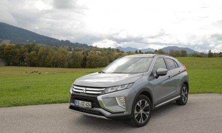 Mitsubishi Eclipse Cross – Mehr als nur ein SUV