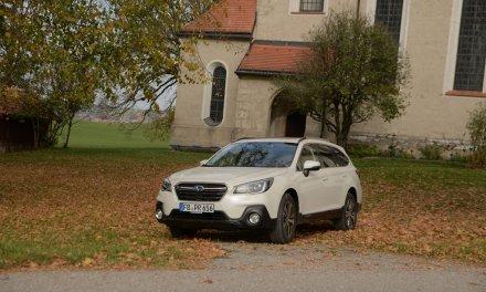 Subaru Outback – Ein zum SUV mutierter Kombi