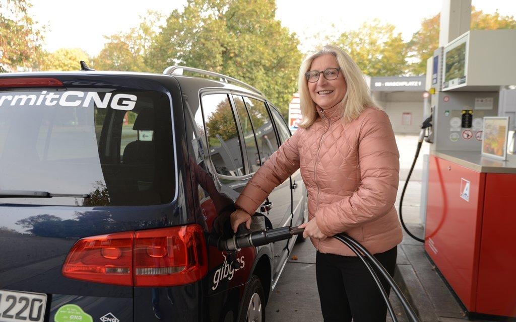 CNG bitte – Erdgas war früher