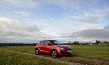 Suzuki Swift Hybrid – Mehr Power mit E
