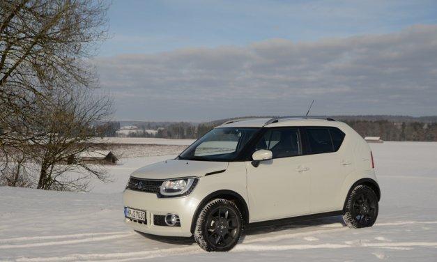 Suzuki Ignis Hybrid – Kleiner Saubermann