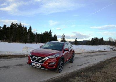 Hyundai Tucson 48 Volt