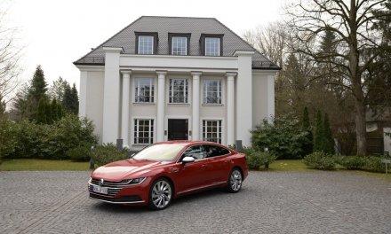 VW Arteon – Schön und so rar