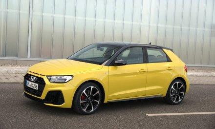 Audi A1 Sportback – Freches Teilchen